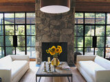 industrial living room Guest Picks: Sunshine and Sunflowers for Summer (21 photos)