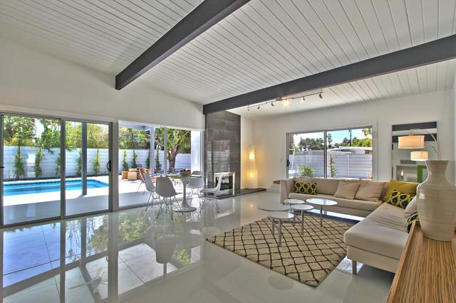 Farrell, Palm Springs modern-living-room