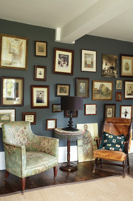 Farrow Ball Paint Traditional Living Room South