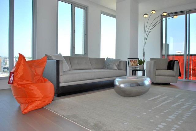 Fatboy installations for Modern living room usa