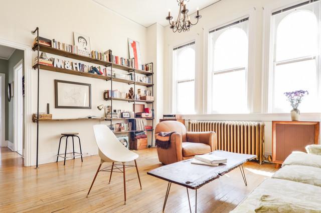 Favorite Denver Interiors - Scandinavian - Living Room - Denver - by ...