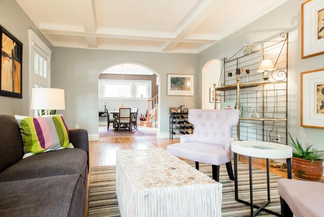 Favorite denver interiors transitional living room for The family room denver