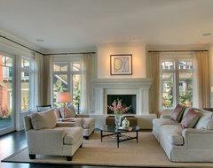 ferguson contemporary-living-room