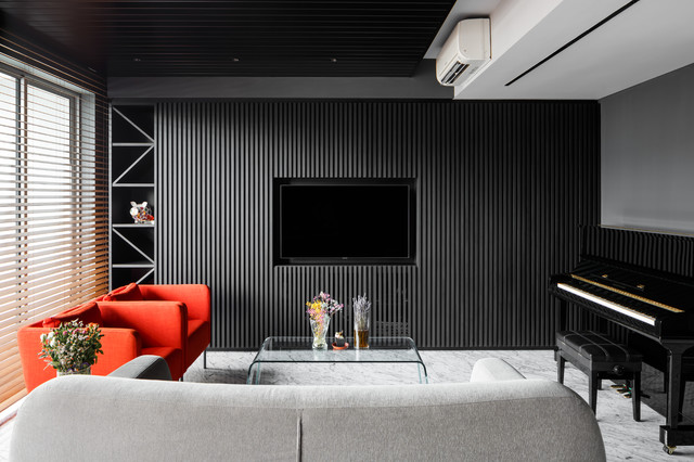 24 Tv Wall Ideas From Around The World Houzz