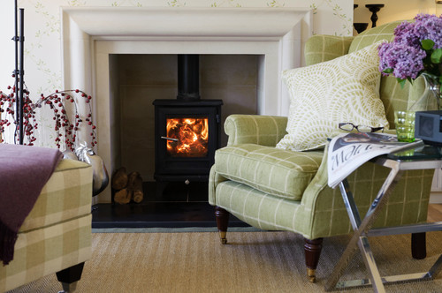 Hands Up If You Have A Wood Burning Stove! Part 69