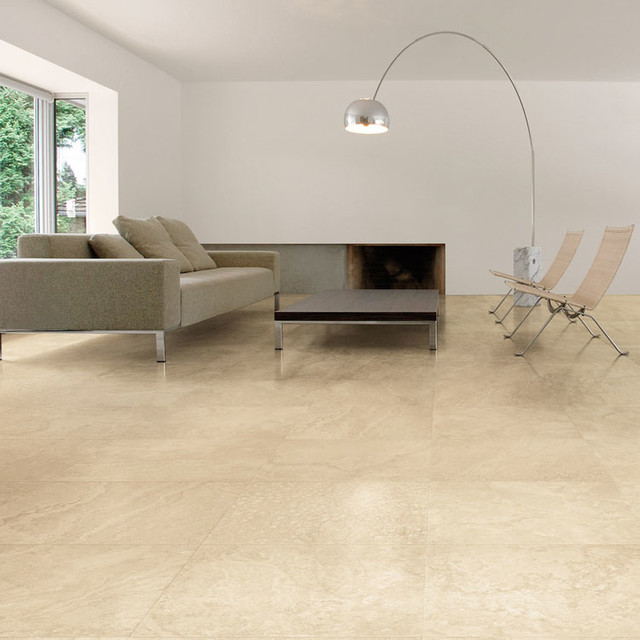 ceramic den flooring