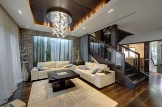 Fire to the Rain - Contemporary - Living Room - Toronto