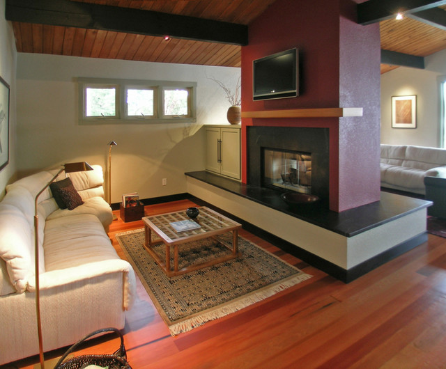 Fireplace Designs By Interior Dimensions Modern Living