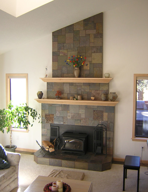 Fireplace Golden Co Traditional Living Room