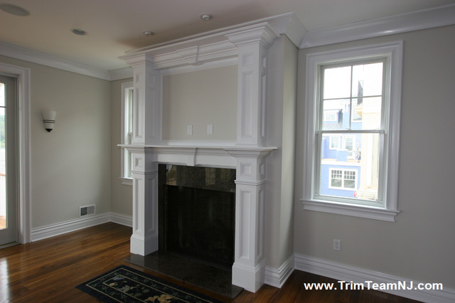 Fireplace Mantles living-room