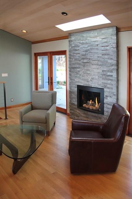 Fireplaces traditional living room san francisco for Maison design com