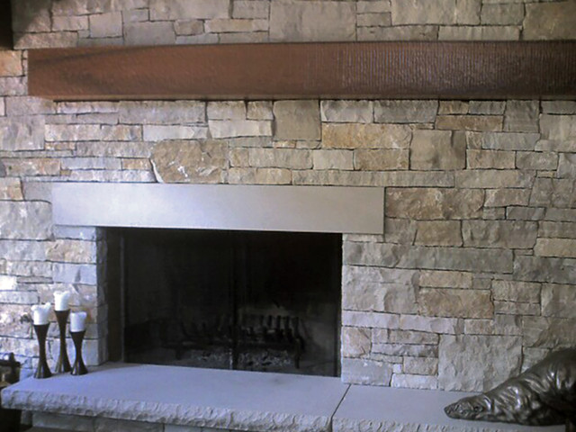 Fireplaces Using Buechel Stone Traditional Living Room Other By Buechel Stone Corp