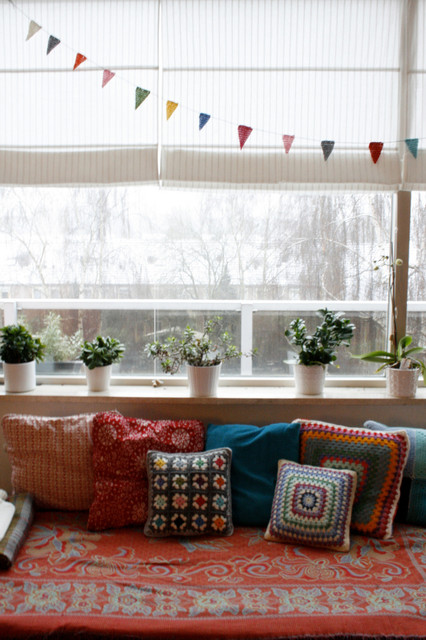 First snow eclectic-living-room