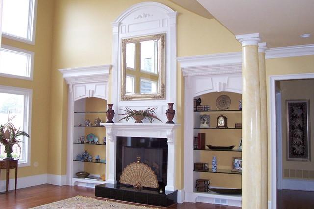 FL traditional-living-room
