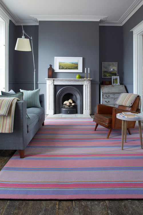 Flat Weave Rugs Has A Robust Durable Construction And Subtly Woven Texture That Provides Stylish Alternative To Pile Carpet