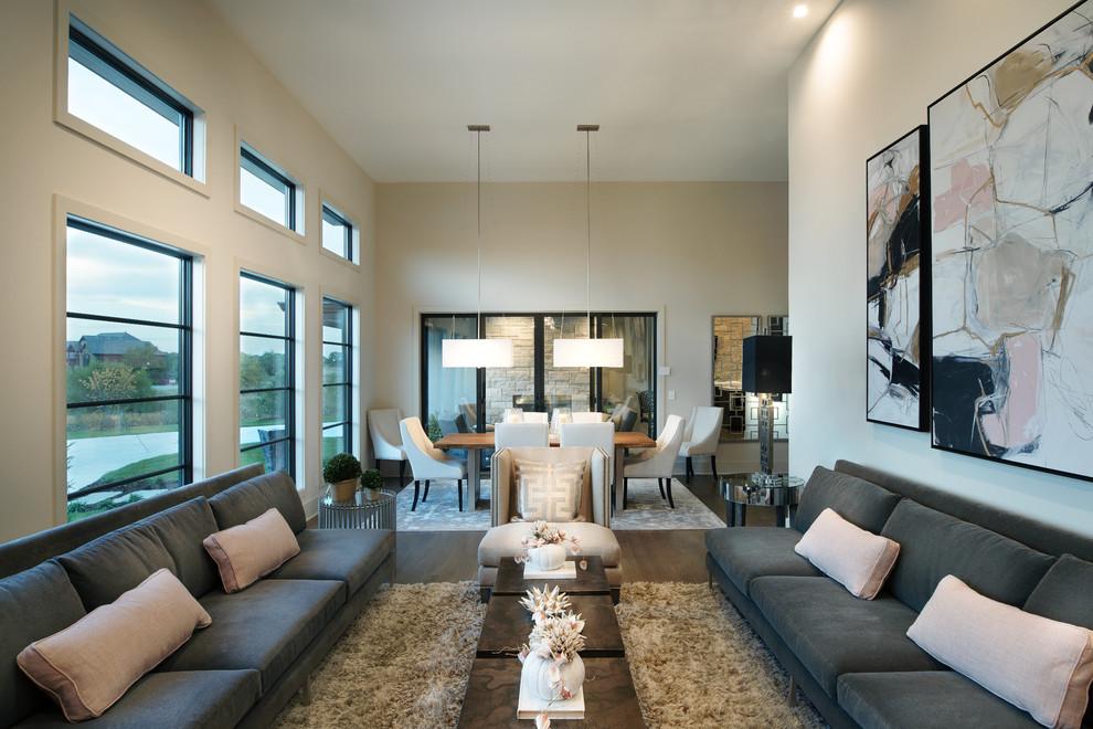 Flint Hills Modern Prairie - Andover, KS - Contemporary ...