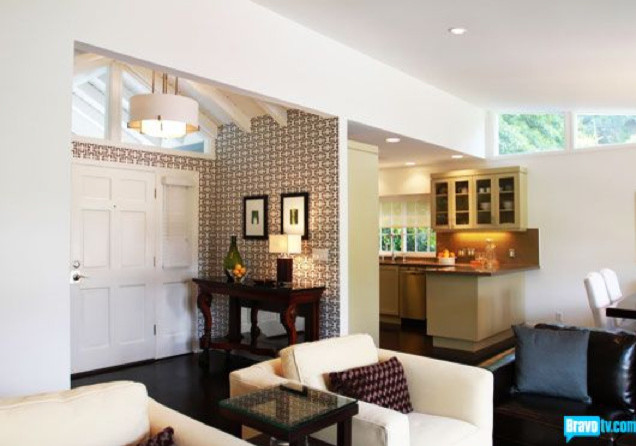 Flipping Out Jeff Lewis Design Contemporary Living Room Los Angeles