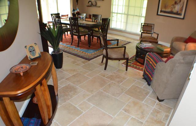 floors mediterranean-living-room