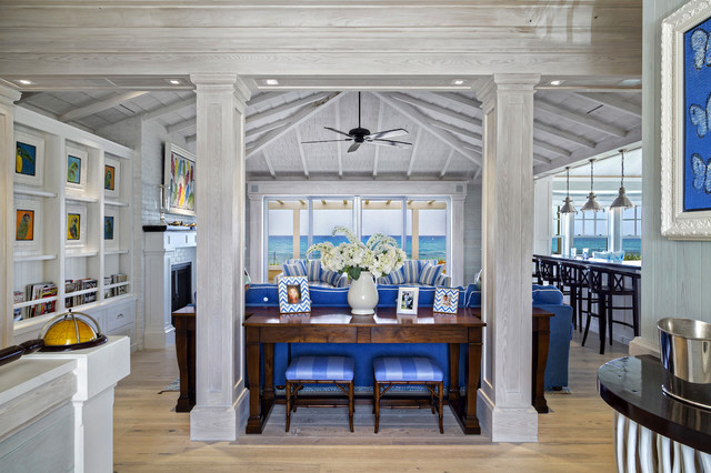 Surprising Beach Cottage Style Living Rooms Rize Studios Largest Home Design Picture Inspirations Pitcheantrous