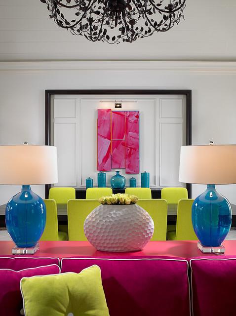 Florida Beachfront Residence - Vero Beach, USA tropical-living-room