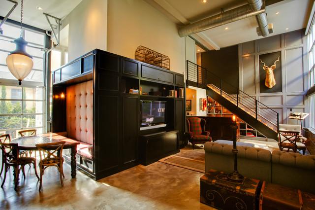 Flow Modern Interior Design Living Room Los Angeles