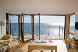 Folding Doors contemporary-living-room