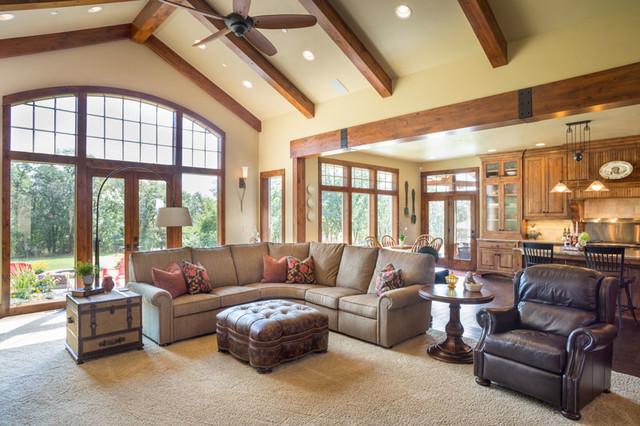 For Sale Craftsman Ranch House Plan 9215 Craftsman Living
