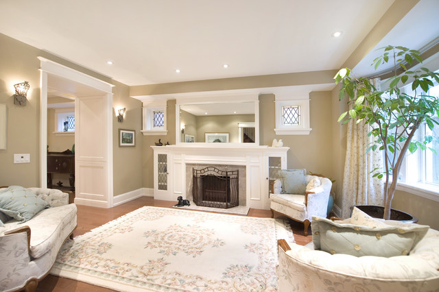 Image Of Neutral Beige Living Room