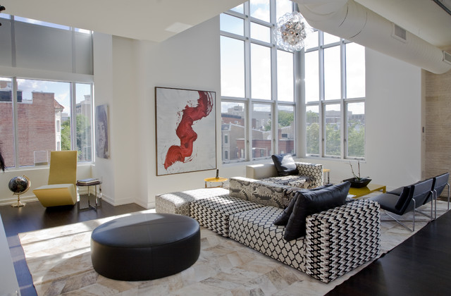 forma design - contemporary - living room - dc metro -forma design