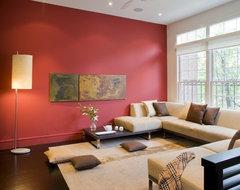 FORMA Design modern-living-room