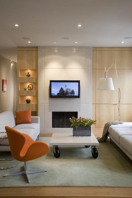 FORMA Design contemporary-living-room