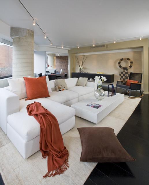 Track Lighting Living Room: FORMA Design