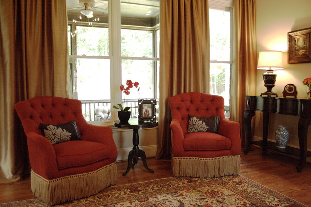 Formal living room traditional living room birmingham by g amp g
