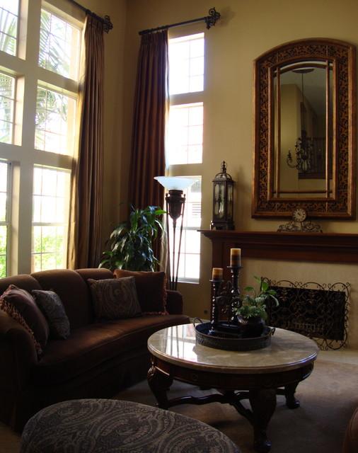 Houzz formal living room