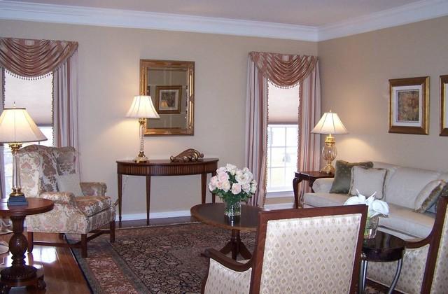 Formal living room traditional living room philadelphia by