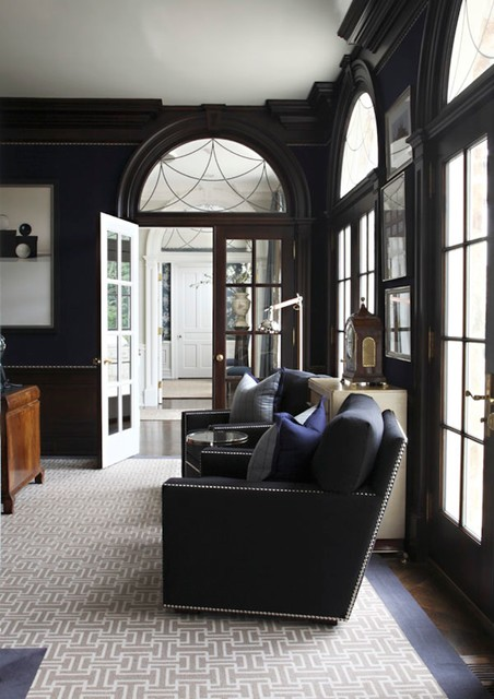 Greenwich Ct Home Iv Traditional Living Room Dallas By S B Long Interiors