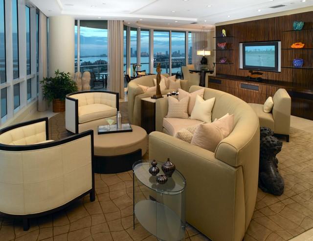 Fox 2 asian-living-room