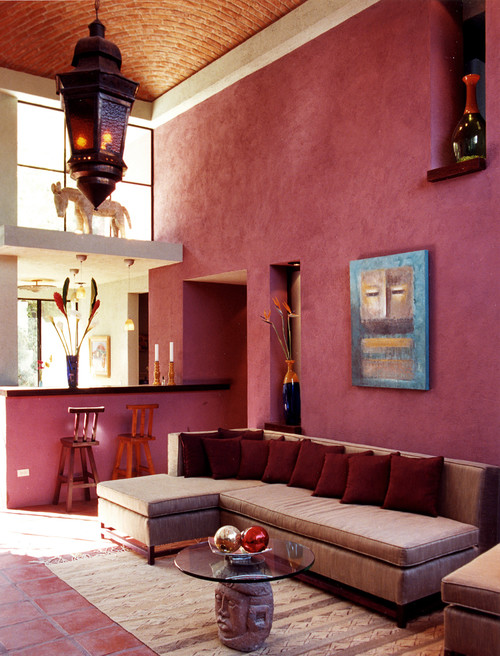 Francisco Marquez mediterranean living room