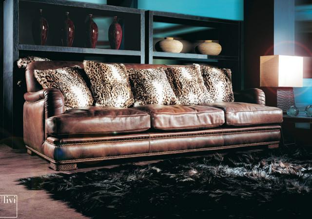 Franklin Sofa traditional-living-room