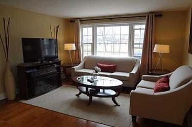 Fraser Ave contemporary-living-room