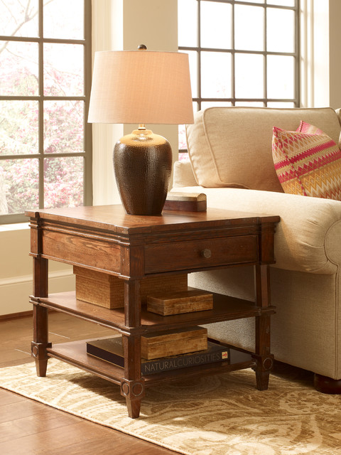 Freeport Bronze Ceramic Table Lamp With Light Beige Linen Shade Traditional  Living Room Part 47