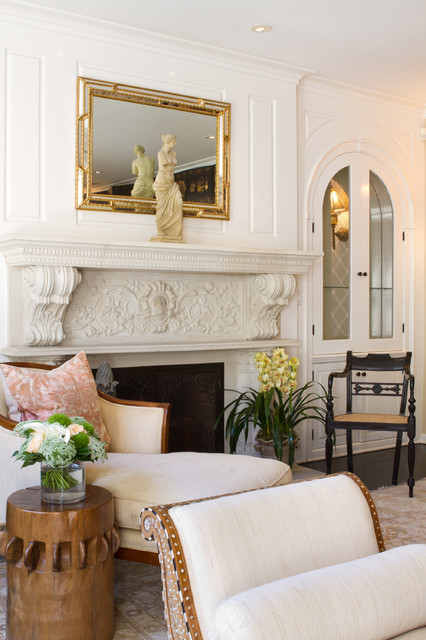 french colonial living room traditional living room los