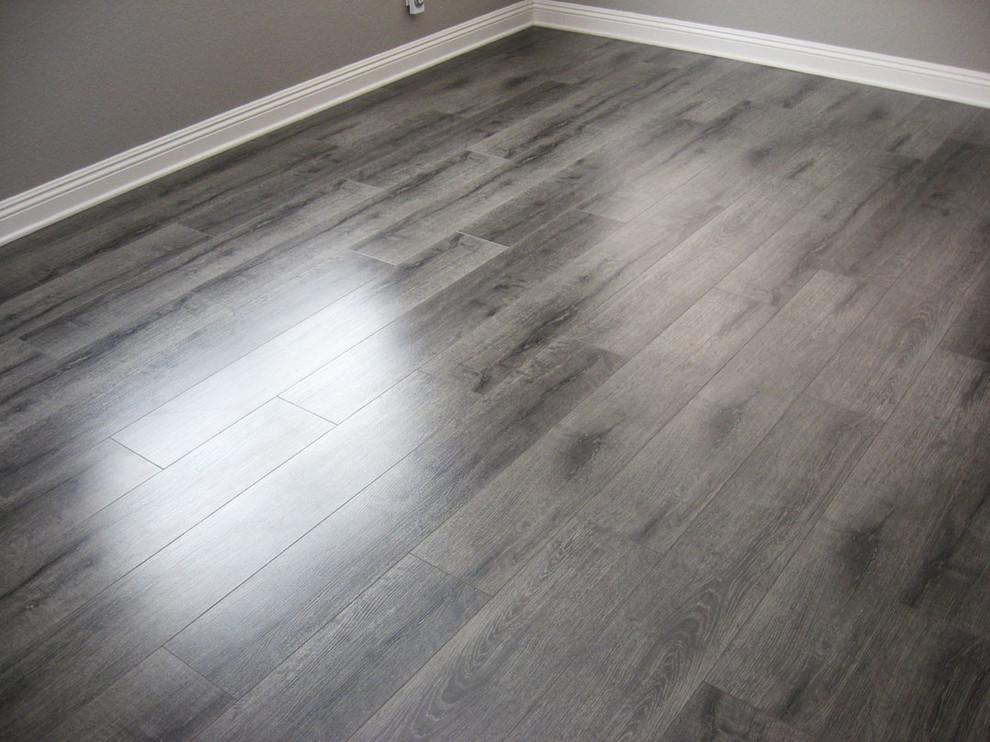 French Gray White Wash Laminate Floor, Grey Wash Laminate Flooring