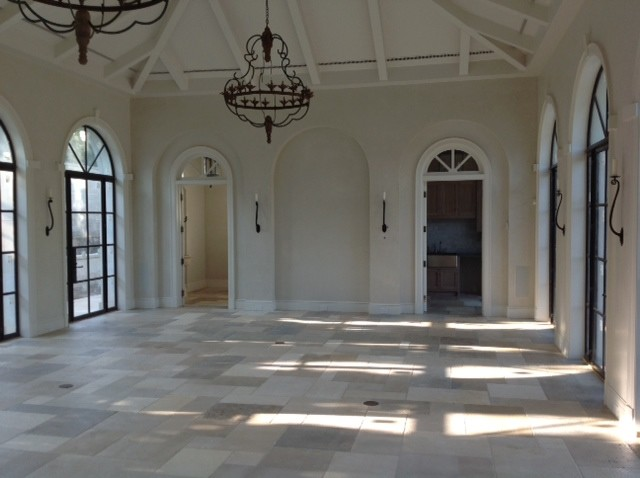 French Limestone Flooring