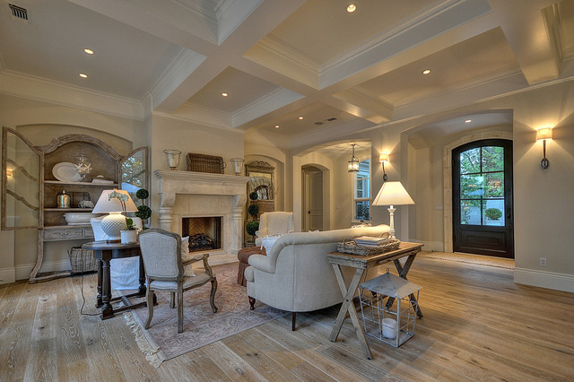 French Provincial - Traditional - Living Room - Sacramento - by Lee ...