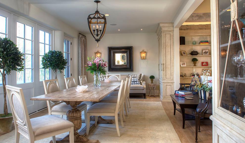 Living room - transitional living room idea in Philadelphia