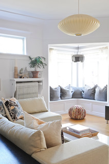 Fresh Family Fun - Eclectic - Living Room - Vancouver - by A Good Chick To Know