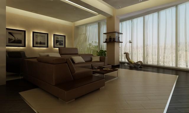 Friend modern-living-room