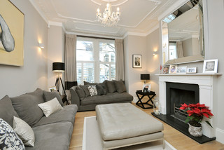 Fuhlam SW6   Contemporary   Living Room   London