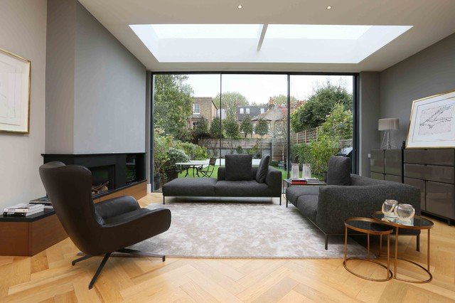 Fulham Extension   Contemporary   Living Room   London   By ...